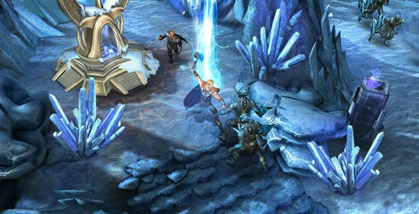 Thor: The Dark World mobile game heralds incoming film