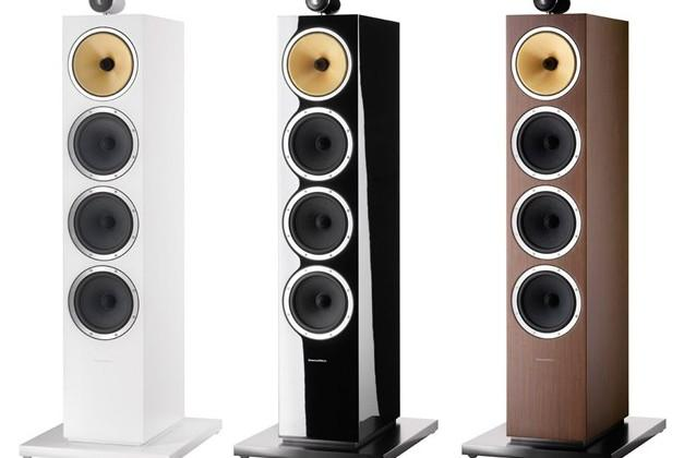 Bowers & Wilkins CM10 speakers float the tweeter for extra bass
