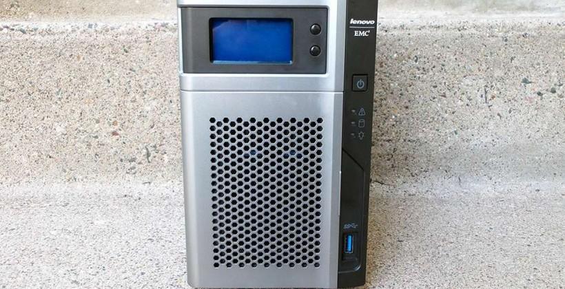 LenovoEMC PX2-300d with Milestone Arcus NVR Review