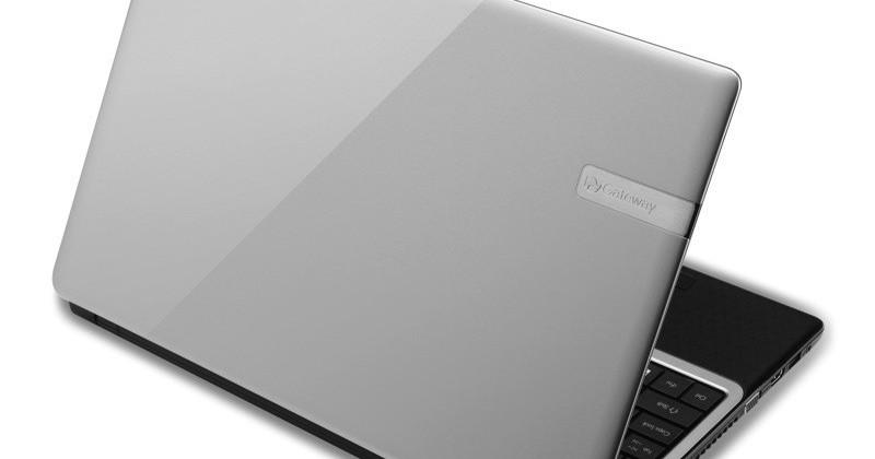 Gateway NE notebooks slim down and power up with Haswell