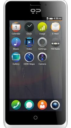 Geeksphone Peak+ Firefox OS 1.1 handset available for pre-order