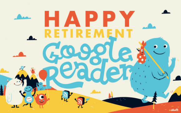 Google Reader data to be deleted later this month, export yours now