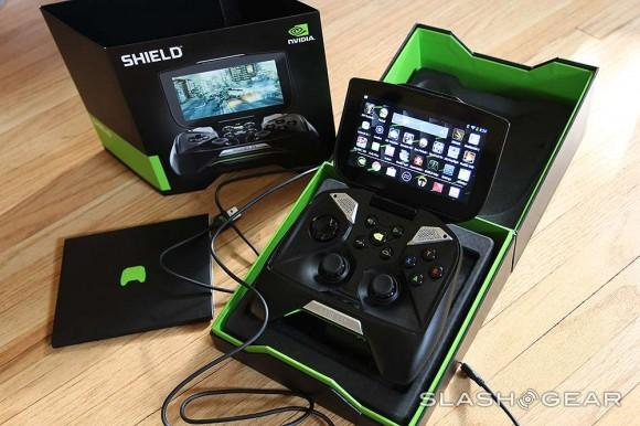NVIDIA SHIELD officially arriving last day of July