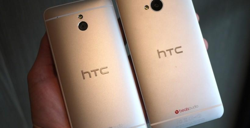 HTC One mini vs HTC One: What's changed?