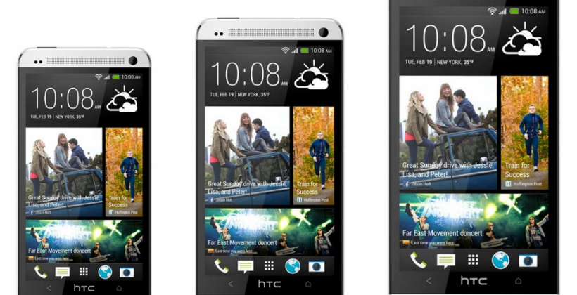 HTC One Mini tipped for July; One Max phablet readies direct Note III attack