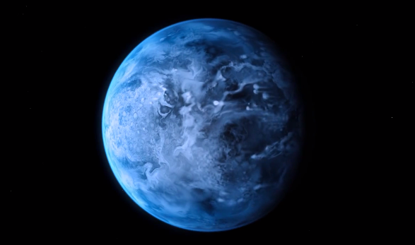 Blue planet with 2,000-degree glass rainstorms could help find new Earth