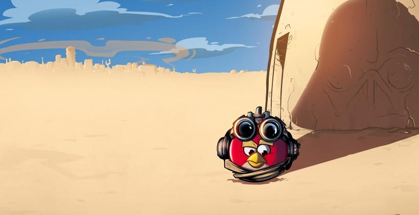 """Angry Birds """"brand new game"""" teased for Monday reveal"""