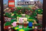"LEGO Minecraft Sets ""Nether"" and ""Village"" appear at SDCC"