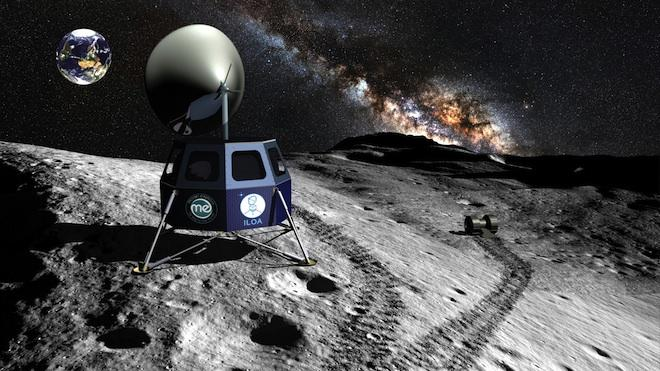 Moon telescope proposed by private companies, would allow public access