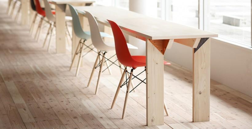 Mozilla Open Source Furnitures Project democratizes DIY design