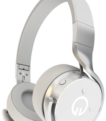 Muzik smart headphones let audiophiles share on Facebook and Twitter