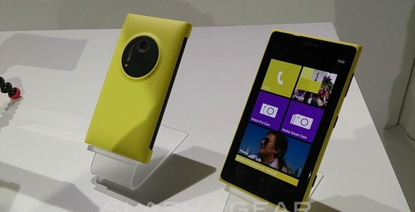 Nokia Lumia 1020 PureView hands-on
