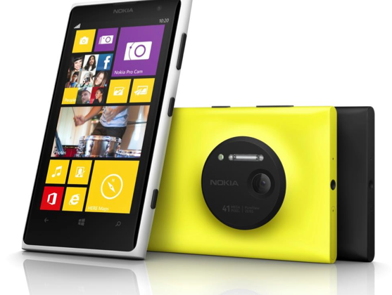 Nokia Lumia 1020 PureView official: 41MP Windows Phone 8