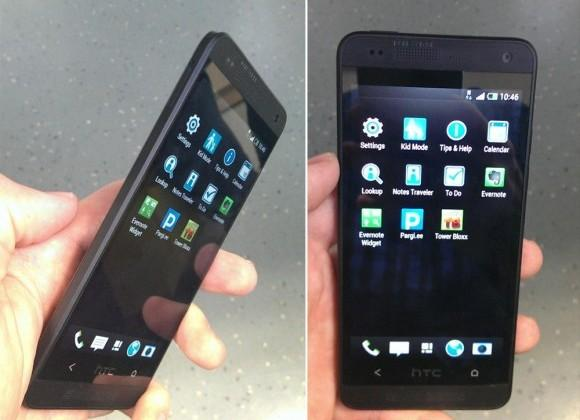HTC One mini leaked and pulled [UPDATE: and published for real!]