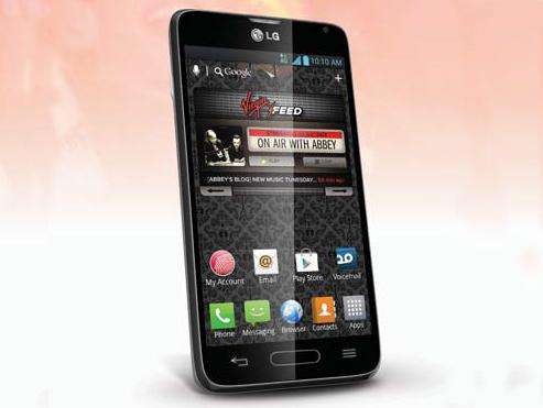 LG Optimus F3 heads to Virgin Mobile with 4G LTE