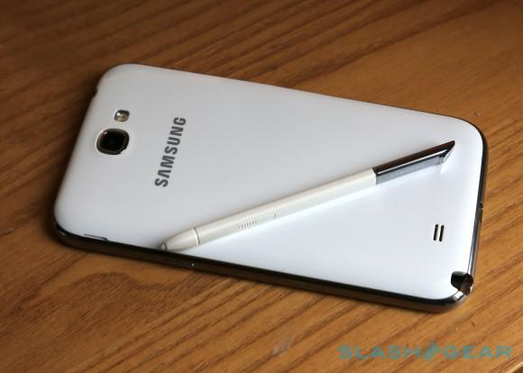 Samsung Galaxy Note III four model range tipped