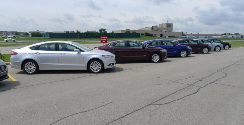 2013 Ford Fusion Energi test drive: Ford does gamification