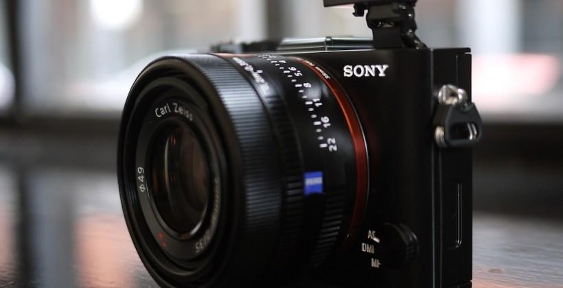 Sony Cyber-shot RX1R hands-on and samples