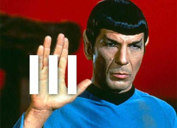 Star Trek 3 release date tipped by Spock himself