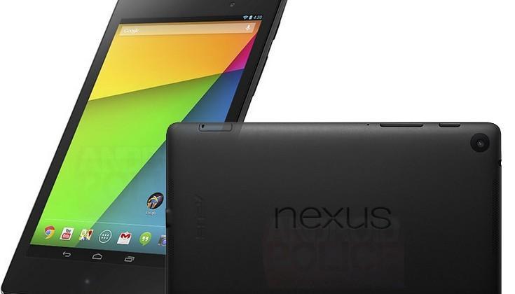 Nexus 7 2 detailed as press photos leak in full