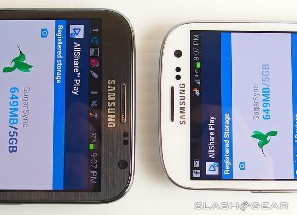 f2d5efe17 Samsung Galaxy Note III release details stack up - SlashGear
