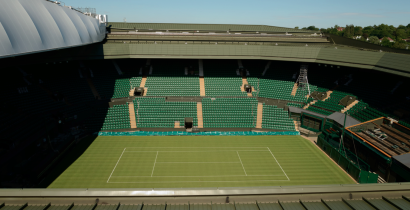 Nikon teams with MRMC robotic head for futuristic photography at Wimbledon