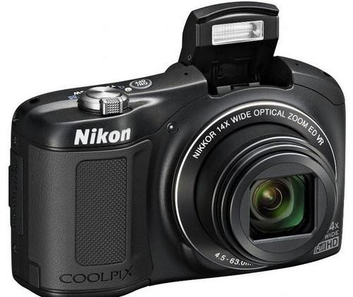 Nikon Coolpix L620 introduced with 18MP sensor and high-power zoom