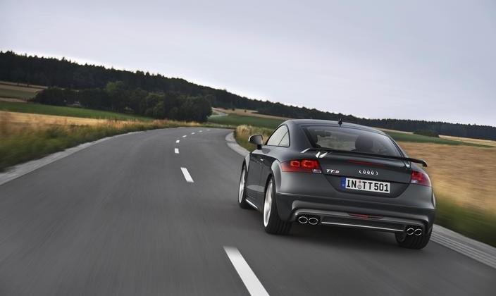 Audi TTS Competition special edition ushers in production milestone