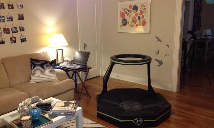 Virtuix Omni gaming treadmill arrives for pre-order