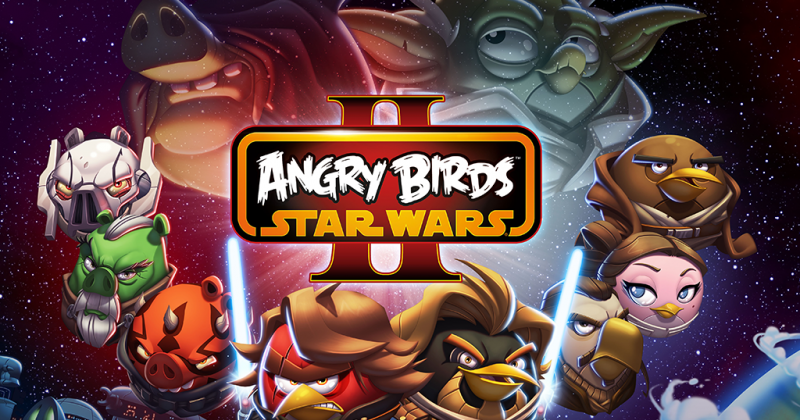 Angry Birds Star Wars 2 character gallery expands past 3-film limits