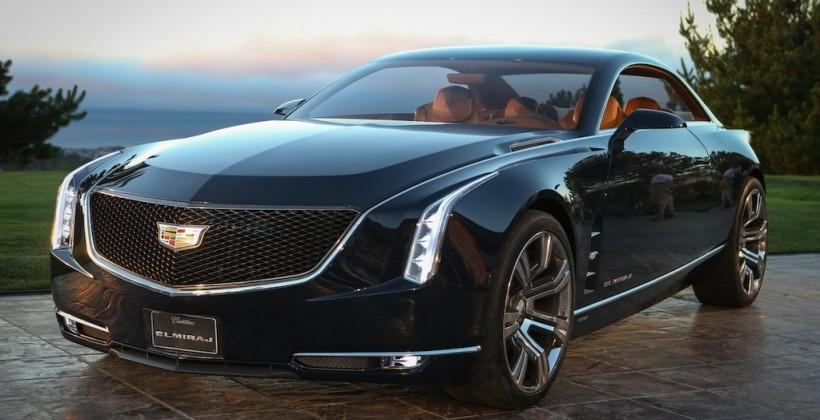 Cadillac Elmiraj Concept wants to give BMW sleepless nights