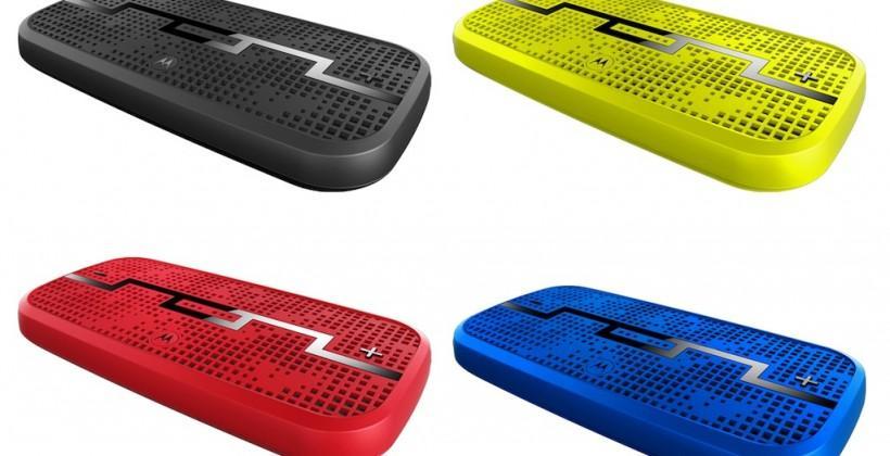"""Sol Republic DECK wireless speaker debuts Moto X's """"M4DE for Motorola"""""""