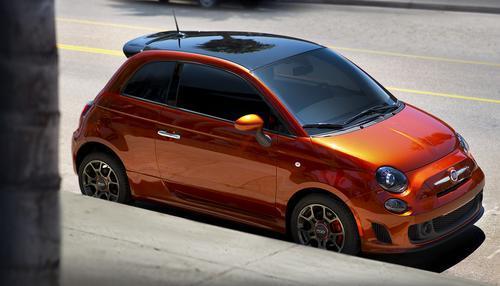 "2013 Fiat 500 Cattiva unveiled with ""devilish"" design ahead of public debut"