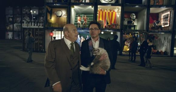 HTC Robert Downey Jr. full-length ad incites attention with confusion