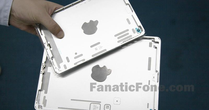 iPad mini 2 housing leaks aside iPad 5