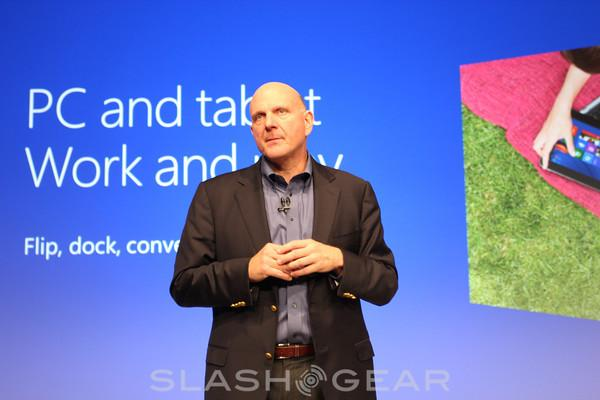 Microsoft CEO Steve Ballmer announces retirement inside a year