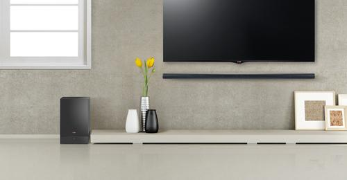 LG LAP340 Sound Plate and Sound Bars to be showcased at IFA 2013