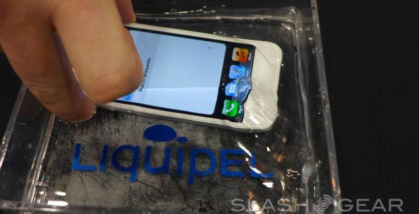 Liquipel Skins debut as protection from physical damage