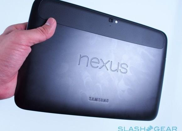 Nexus 10 refresh tipped for ASUS manufacturing stamp