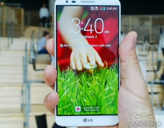 LG G Pad confirmed for 2013; flexible display and smartwatch in 2014
