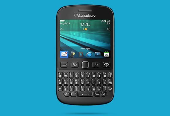 BlackBerry 9720 official with 2.8-inch display, 5MP camera, and BB7