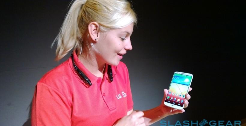 LG G2 hardware round-up