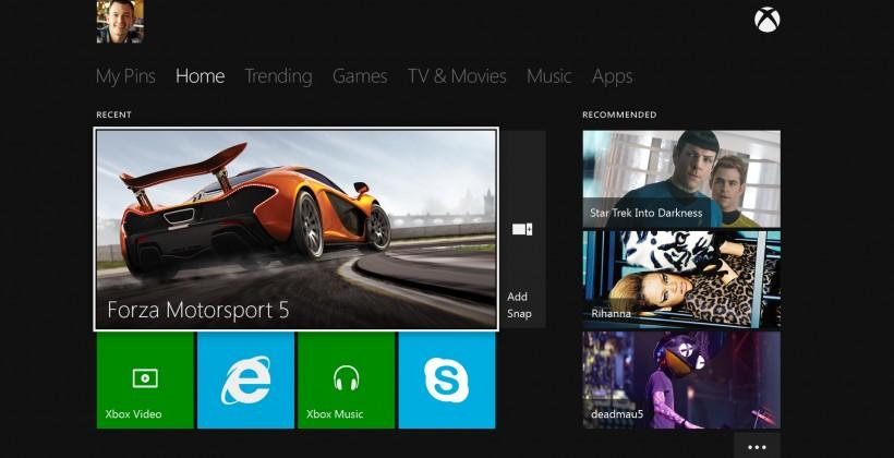 "Xbox One ""Home Gold"" and game sharing detailed by Microsoft"