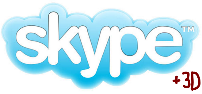 Skype is working on 3D video calls says executive
