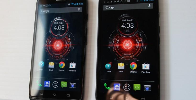 DROID Maxx Unboxing and Hands-on