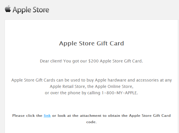 Store Malware Scam Slashgear Apple - Card Bypasses Gift Phishing All-out Exploits For