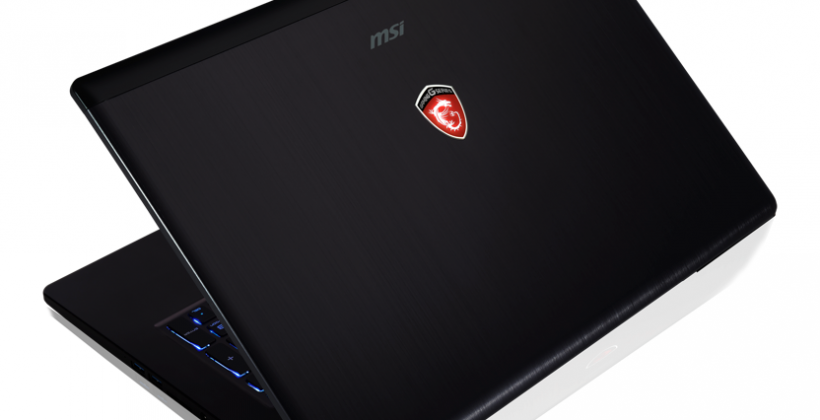 MSI GS70 brings GeForce GTX 765M as new world's thinnest and lightest gaming laptop