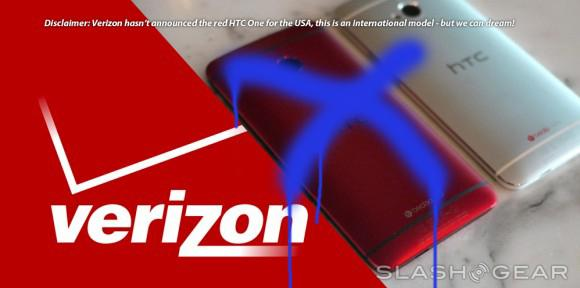 Verizon HTC One release set for Blue