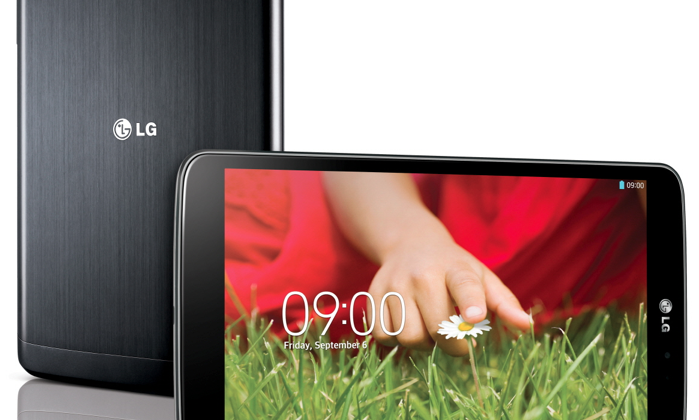 LG G Pad 8.3 detailed: LG returns to the tablet fold with Full HD