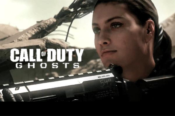 Call of Duty: Ghosts female soldiers join the ranks in online multiplayer